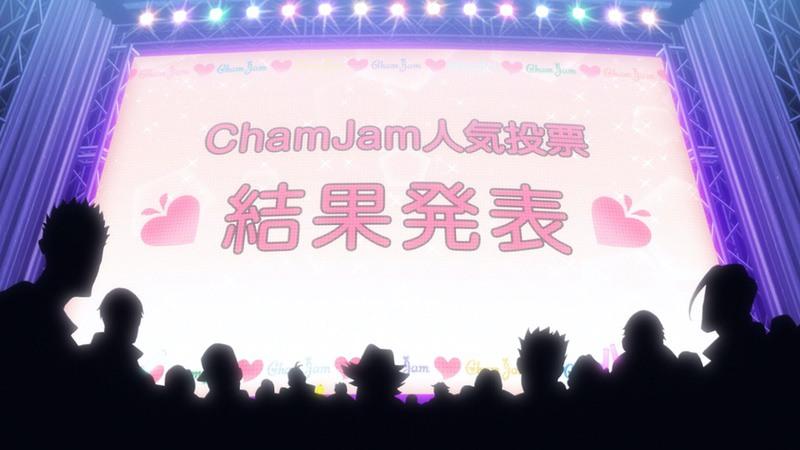 推し武道 7話 ChamJam人気投票の結果が発表される