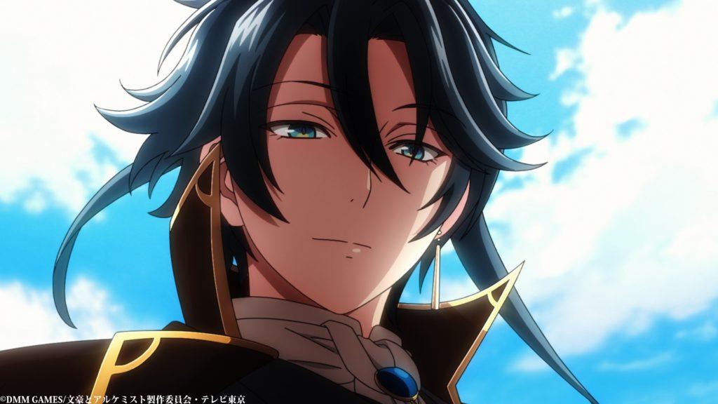 「文豪とアルケミスト 審判ノ歯車」はおすすめアニメ