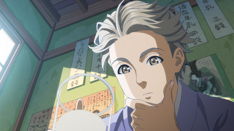 「啄木鳥探偵處」はおすすめアニメ