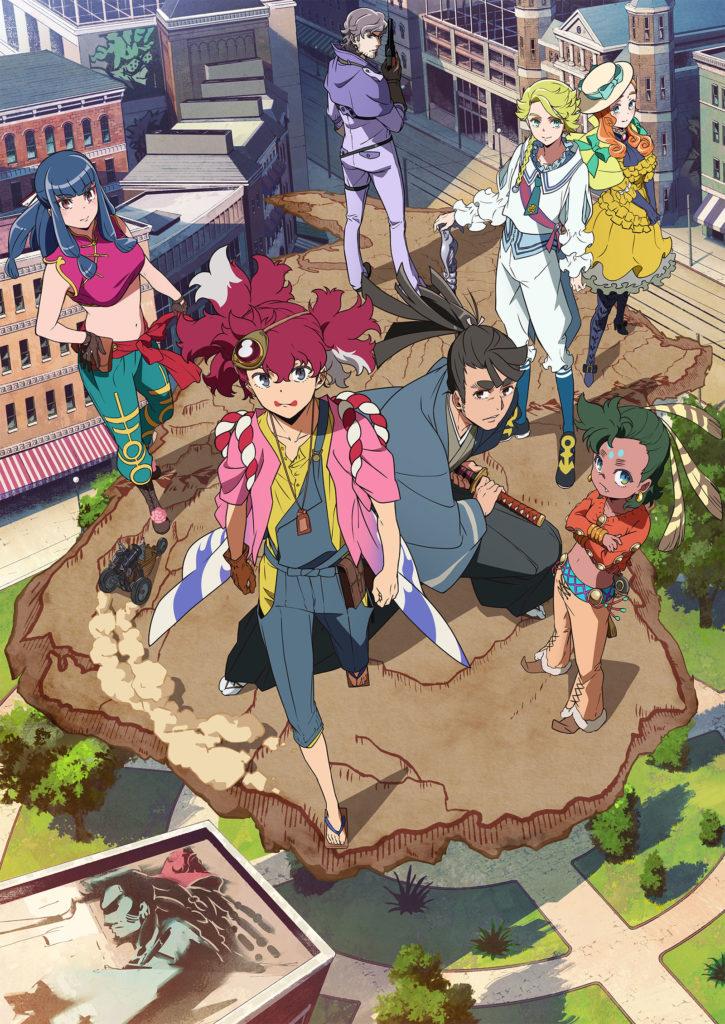 「天晴爛漫!」はおすすめアニメ