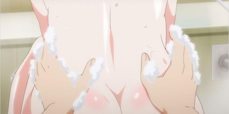 「洗い屋さん!~俺とアイツが女湯で!?」仕事で女性の体を洗います