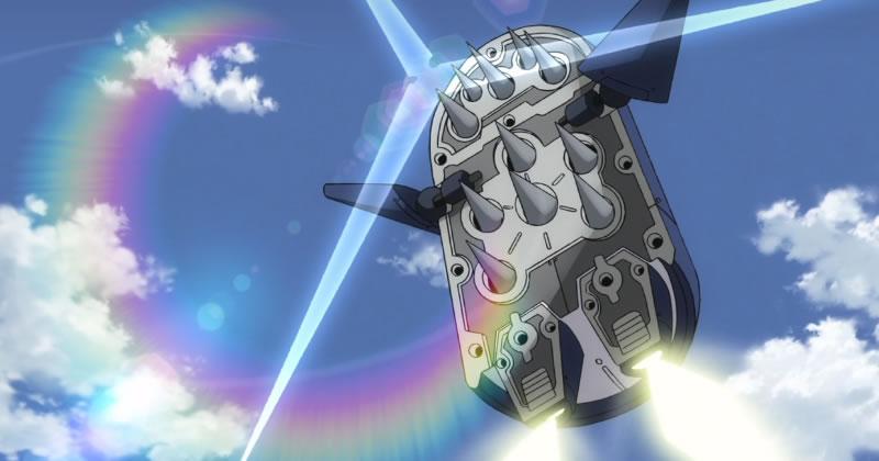 「健全ロボ ダイミダラー」はロボットアニメ