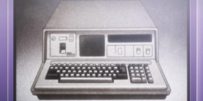 シュタゲの重要アイテム IBN5100