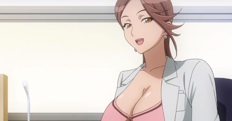 「トリアージX」はおすすめのおっぱいアニメ