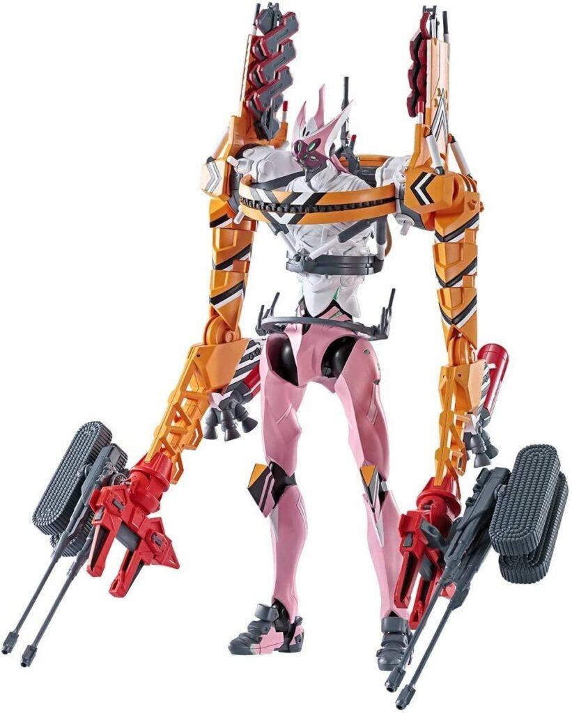 汎用ヒト型決戦兵器 人造人間エヴァンゲリオン 正規実用型(ヴィレカスタム)8号機β 臨時戦闘形態