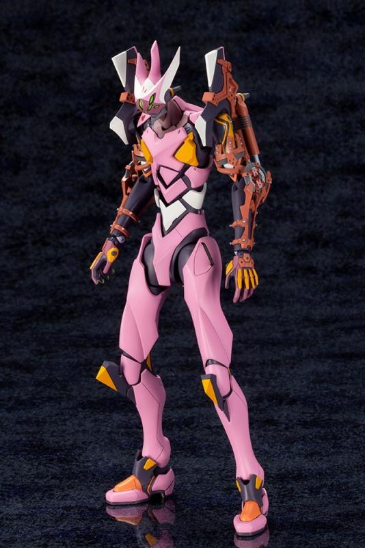 汎用ヒト型決戦兵器 人造人間エヴァンゲリオン 超極限空間対応用特殊装備追加可能型 改8号γ 両腕暫定的補強仕様